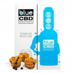 Blueberry Muffin Top Blue CBD Crystal Isolate Reviews