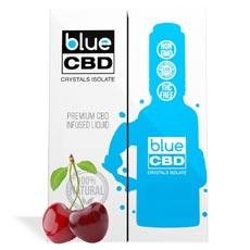 Cherry Flavor Blue CBD Crystal Isolate