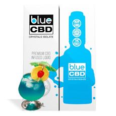Hawaiian Blue CBD Crystal Isolate Review