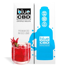 Hibiscus Blue CBD Crystal Review