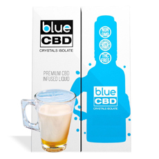 Honey and Milk Blue CBD Crystal Review