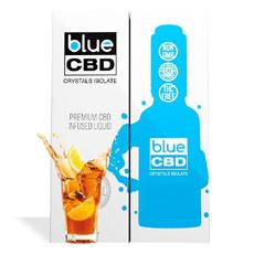 Iced Tea Blue CBD Crystal Review