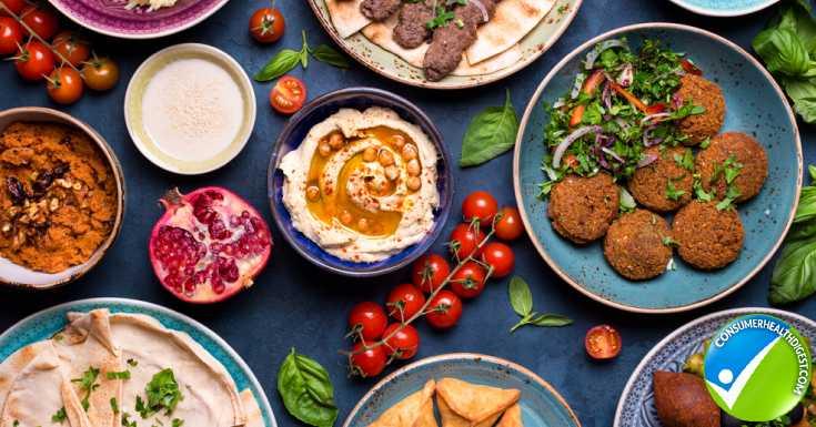 Israeli/Middle Eastern Influences