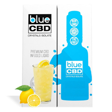 Lemonade Blue CBD Crystal Review