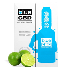 Lime Blue CBD Crystal Review