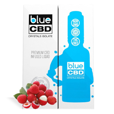 Lychee Blue CBD Crystal Review