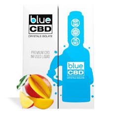 Mango Blue CBD Crystal Review