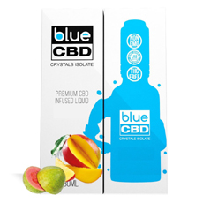 Mango Guava Blue CBD Crystal Review