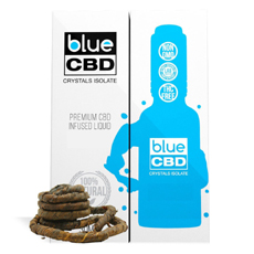 Maple Rum Tobacco Blue CBD Crystal Review