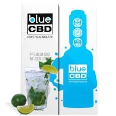 Mojito Flavor Blue CBD Crystal