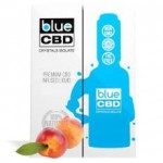 Peach Flavor Blue CBD Crystal Reviews