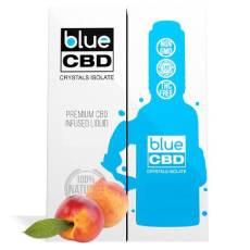 Peach Flavor Blue CBD Crystal