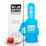 Strawberry Blue CBD Crystal Isolate Reviews