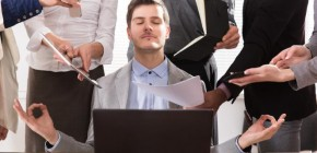 Survive Workplace Stress