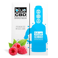Sweet Raspberry Blue CBD Crystal Review