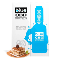 Tiramisu Blue CBD Crystal Review