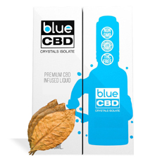 Tobacco Blue CBD Crystal Review