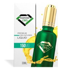 Unflavored Diamond CBD Oil 150MG