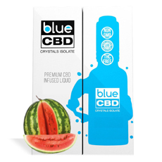 Watermelon Blue CBD Crystal review
