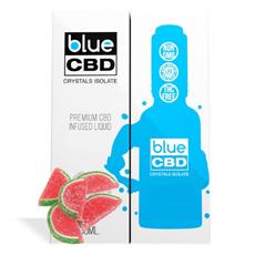 Watermelon Slices Blue CBD Crystal