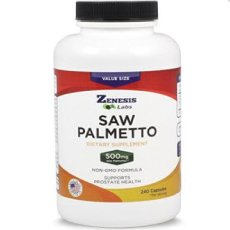 Zenesis Labs Saw Palmetto