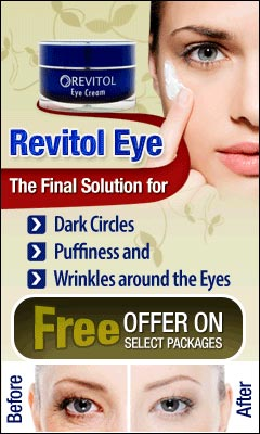 Advantages Of Revitol Eye Cream