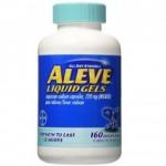 Aleve Liquid Gels Reviews