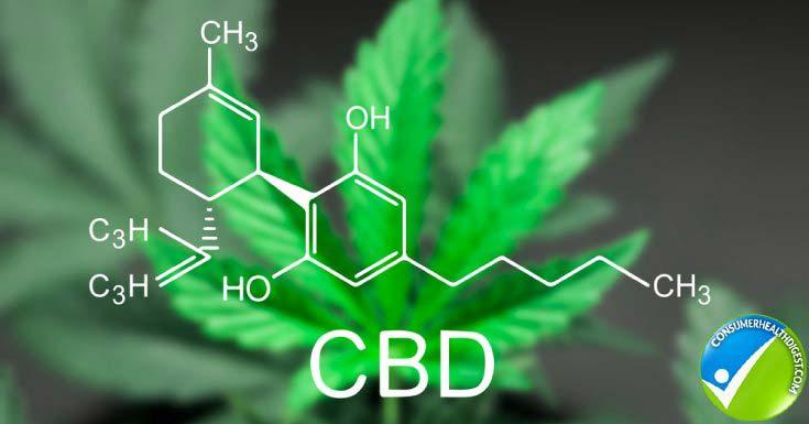 Cannabis Marijuana Defocus Image Formula