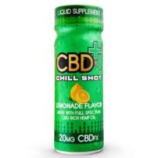 CBD Lemonade Chill Shot