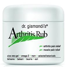 Dr. Gismondi's Arthritis Rub