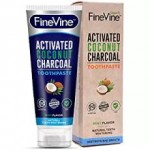 FineVine Activated Coconut Toothpaste Reviews