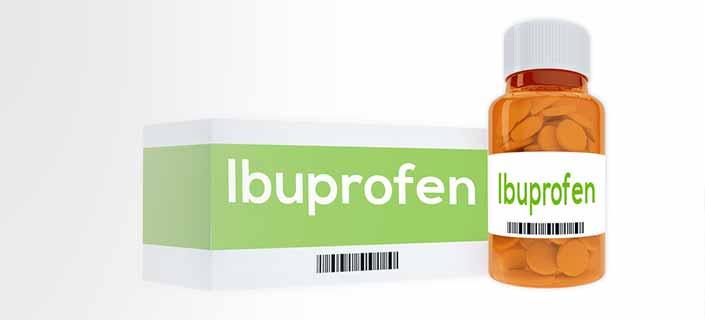 Ibuprofen Affects Male Fertility