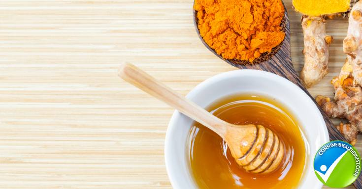 Natural Spa Ingredients Turmeric