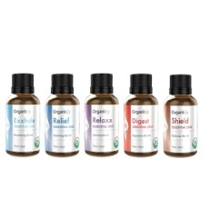Organixx Essential Oils