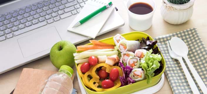 College Student Healthy Life