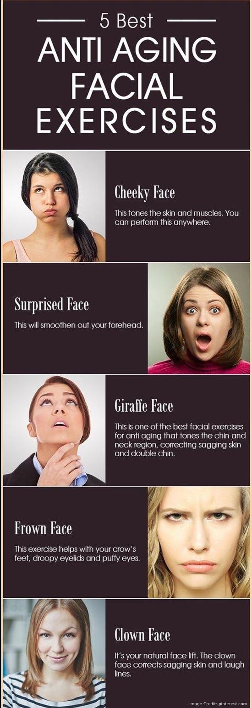 Facial Exercises Info