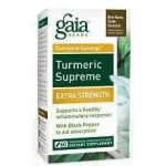 Gaia Turmeric Supreme Review: How Safe And Effective Is This Product?