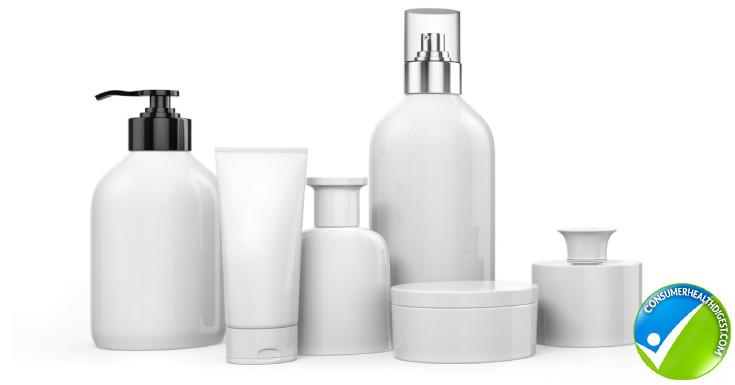 Range of Skincare Products