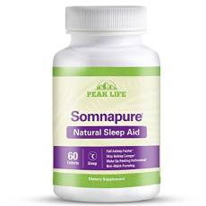 what is in somnapure sleep aid