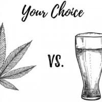 Alcohol More Harmful To Brain Than Cannabis