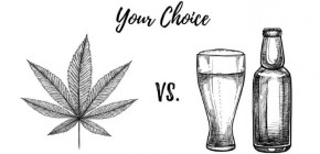 Alcohol More Harmful To Brain Than Cannabis