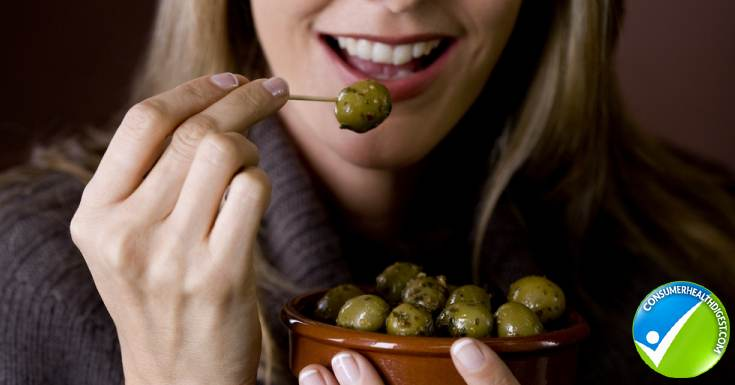 Olives Regulate Appetite