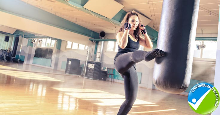 Try a Piloxing Workout