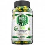 Meds Biotech CBD Capsules 500mg Reviews