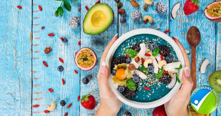 Nutrient Dense Food