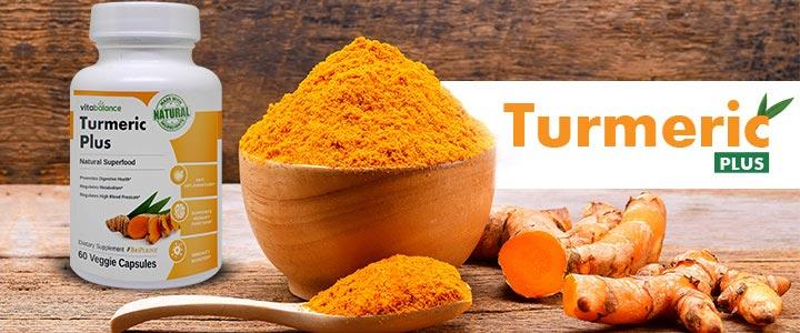 Vitabalance Turmeric Plus