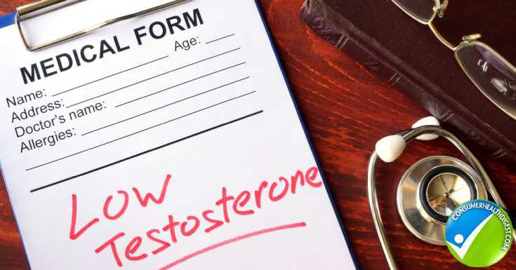 Treat Testosterone Deficiency in Men