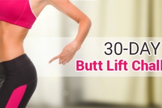 30-Day Butt Lift Challenge
