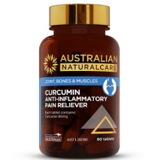 Australian Natural Care Curcumin