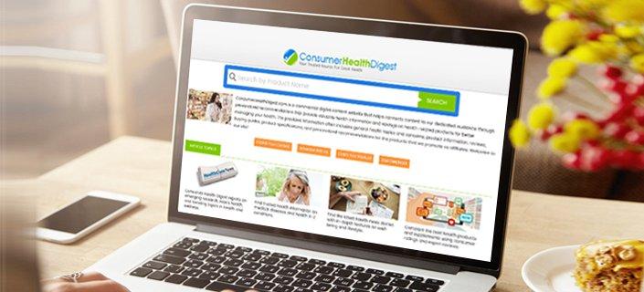 Consumer Health Digest Trustworthy